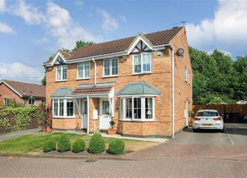 Thumbnail 3 bed semi-detached house for sale in Primrose Close, Harrogate, North Yorkshire
