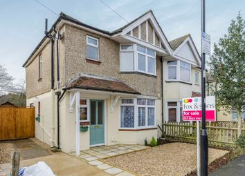 Thumbnail 3 bedroom semi-detached house for sale in Laundry Road, Southampton