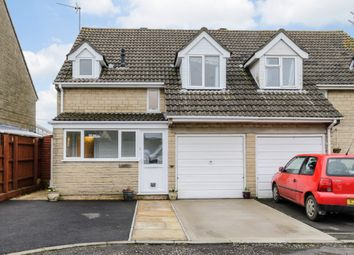 Thumbnail 3 bed semi-detached house for sale in Knoll Place, Gillingham, Dorset