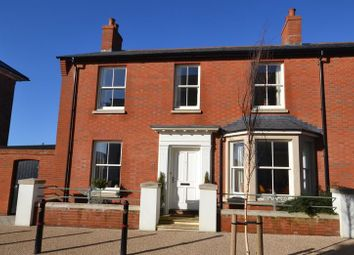 Thumbnail 3 bed end terrace house for sale in Liscombe Street, Poundbury, Dorchester