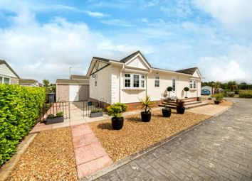 Thumbnail 2 bed mobile/park home for sale in Pine Hill Park, Sawtry Way, Wyton