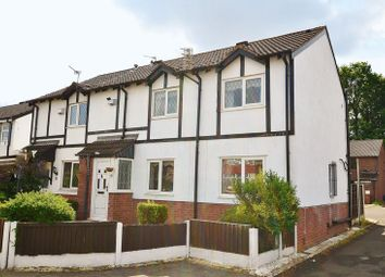 Thumbnail 3 bed semi-detached house for sale in Cambell Road, Eccles, Manchester