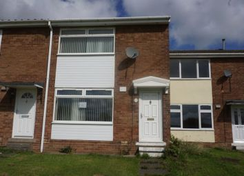 Thumbnail 2 bed terraced house to rent in Shakespeare Close, Stanley