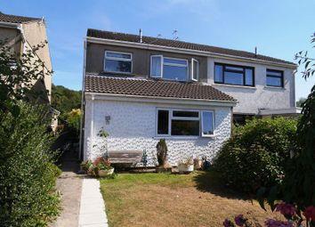 Thumbnail 3 bed semi-detached house for sale in Glan Yr Afon, Maes Y Felin, Pontyclun