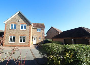 Thumbnail 4 bed detached house for sale in Chivers Road, Haverhill