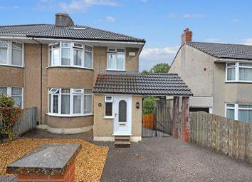 Thumbnail 5 bed semi-detached house for sale in Walnut Walk, Headley Park, Bristol