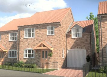 Thumbnail 4 bed semi-detached house for sale in Daleside Road, Nottingham