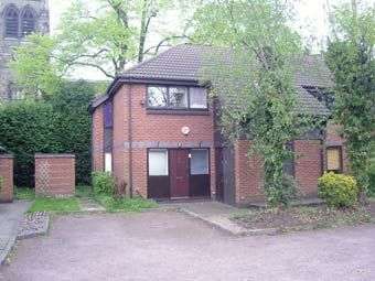 Thumbnail 1 bed flat to rent in Ambrose Gardens, Didsbury