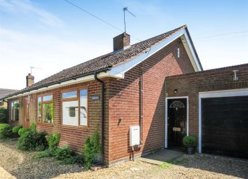 Thumbnail 3 bed detached bungalow for sale in Daintree Road, Ramsey St. Marys, Ramsey, Huntingdon