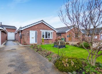 Thumbnail 3 bedroom detached bungalow for sale in Castlegate Drive, Pontefract