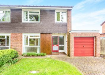 Thumbnail 3 bed semi-detached house for sale in Penny Lane, Guarlford, Malvern