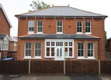 Thumbnail 2 bed flat to rent in Southampton Street, Farnborough