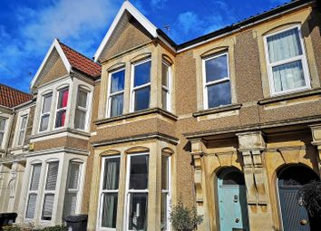 Thumbnail 3 bed terraced house for sale in Hampden Road, Bristol