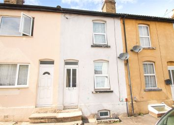 Thumbnail 2 bedroom terraced house for sale in Albany Road, Chatham, Kent