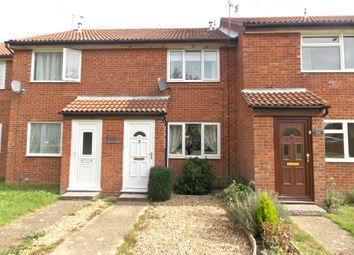 Thumbnail 2 bed terraced house for sale in Meadow Close, Trimley St Martin