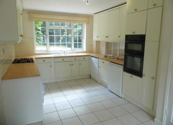 Thumbnail 5 bed detached house to rent in Dean Close, Pyrford, Woking, Surrey