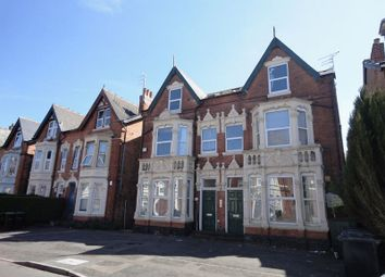 Thumbnail 1 bedroom flat to rent in Gillott Road, Edgbaston, Birmingham