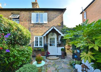 Thumbnail 2 bed end terrace house for sale in Grove Cottages, Falconer Road, Bushey, Hertfordshire