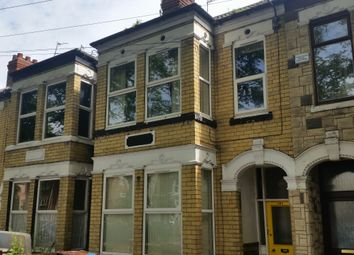 Thumbnail 2 bed flat to rent in Boulevard, Hull