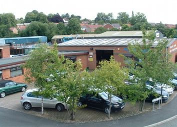 Thumbnail Light industrial for sale in 8 Eagle Road, Quarry Hill Industrial Estate, Ilkeston