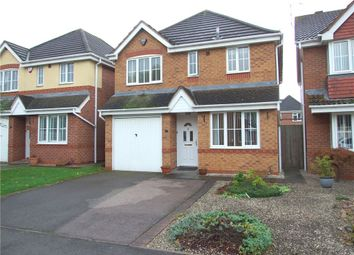Thumbnail 3 bedroom detached house for sale in Pinglehill Way, Chellaston, Derby