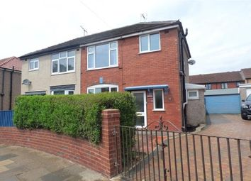 Thumbnail 3 bed semi-detached house for sale in Alder Road, Barrow-In-Furness, Cumbria