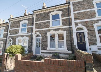 Thumbnail 2 bed terraced house for sale in Orchard Road, St. George, Bristol