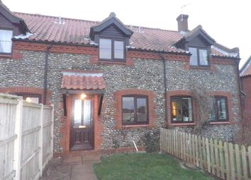 Thumbnail 2 bed property to rent in Back Lane, Catfield, Great Yarmouth