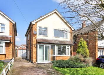 Thumbnail 3 bedroom detached house for sale in Melbray Drive, Melton Mowbray