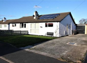 Thumbnail 2 bed semi-detached bungalow for sale in Tyn Rhos Estate, Gaerwen, Gaerwen