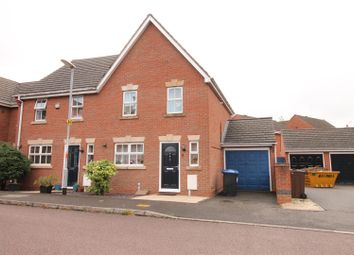 Thumbnail 3 bed semi-detached house for sale in Colmar Close, Daventry