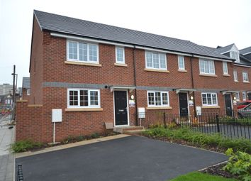 Thumbnail 3 bed end terrace house to rent in Eagle Street, Northwood, Stoke-On-Trent