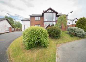 Thumbnail 4 bed detached house for sale in Clos Y Ceiliog, Llandre, Bow Street
