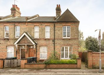 Thumbnail 2 bed end terrace house to rent in Farrant Avenue, London