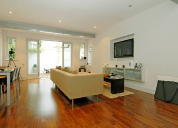 Thumbnail 2 bed mews house to rent in St Petersburgh Mews, London