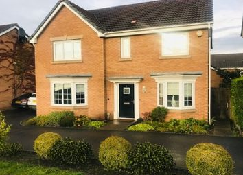 Thumbnail 4 bed property to rent in Rushy Close, Leicester