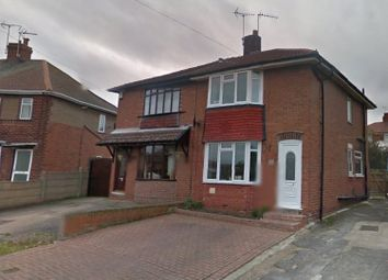 Thumbnail 2 bed semi-detached house for sale in Heather Way, Mansfield, Nottighamshire