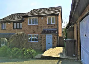 Thumbnail 3 bed semi-detached house to rent in Harvest Way, St Leonards On Sea