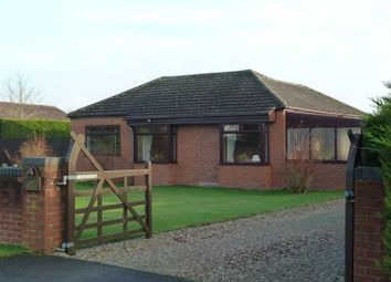 Thumbnail 3 bed bungalow for sale in Cul De Sac, Stickford, Boston