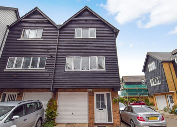 3 bed semi-detached house for sale in Island Wall, Whitstable CT5