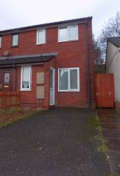 Thumbnail 2 bedroom end terrace house to rent in Ford Close, Ivybridge