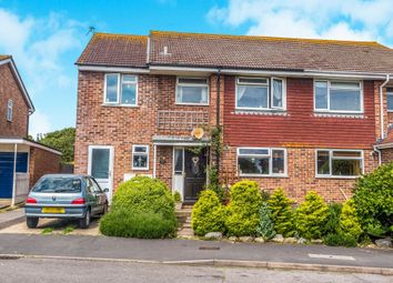 Thumbnail 5 bed semi-detached house for sale in Gainsborough Drive, Selsey, Chichester