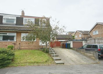 Thumbnail 3 bed semi-detached house for sale in Earlsway, Euxton, Chorley