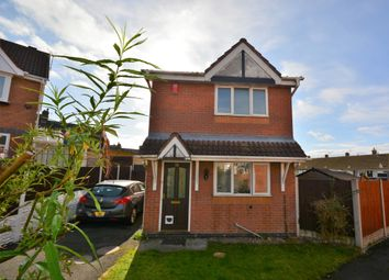 Thumbnail 3 bed detached house for sale in Menai Grove, Sandford Hill, Stoke-On-Trent