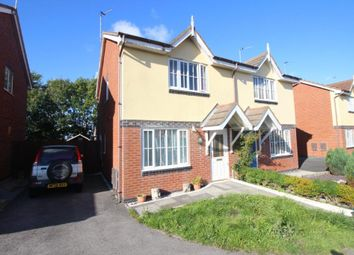 Thumbnail 3 bed semi-detached house for sale in Redcar Avenue, Thornton-Cleveleys