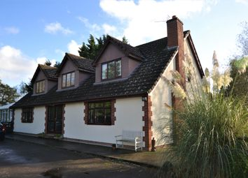 Thumbnail 4 bed detached house for sale in Mark Road, Blakeway, Wedmore