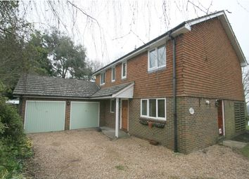 Thumbnail 4 bed detached house to rent in Cowden Close, Hawkhurst, Kent