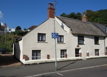 Thumbnail 6 bedroom cottage for sale in Quay Street, Minehead