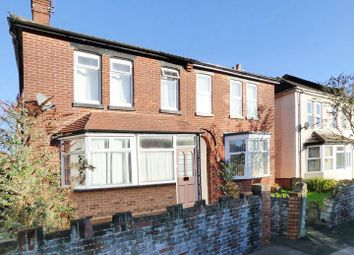 Thumbnail 3 bed semi-detached house for sale in Harefield Road, Southampton