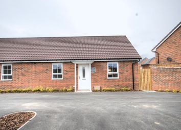 Thumbnail 2 bed semi-detached bungalow for sale in Bowyer Way, Morpeth